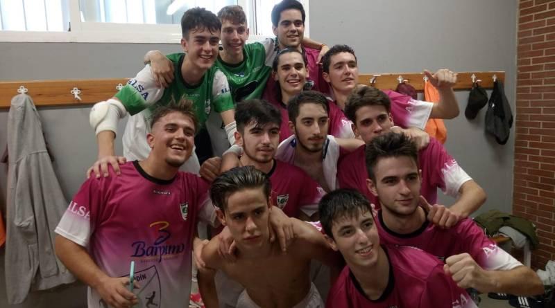 Una buena oportunidad para Barpimo Futsalhendin como visitante