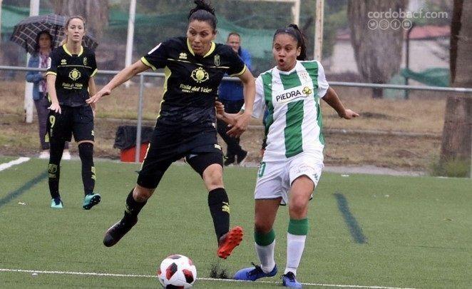 Paso atrás del Granada CF Femenino con su escaso empate en Córdoba