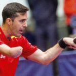Jose Manuel Ruiz, en el cuadro final del  Open de Eslovenia