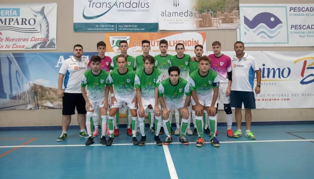 Una piedra de toque para Barpimo Futsalhendin en su visita al Sanix