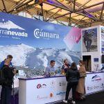 Sierra Nevada y Cámara Granada promocionan la estación de esquí en Reino Unido