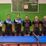 El Club Tenis de Mesa La Zubia consigue un triunfo de mérito y esfuerzo