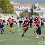 La primera edición de la Copa Andaluza de Flag Football celebrada en Córdoba