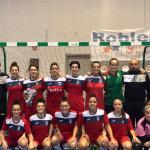 Albolote Futsal obtiene éxitos con sus equipos senior