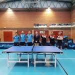 La actualidad del tenis de mesa en el CTM La Zubia