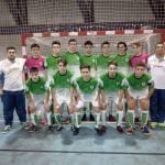 Barpimo Futsal Alhendin se muestra infalible en División Honor Juvenil
