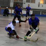 El Club Hockey Patín Cájar muestra su pegada ante el CP Alhambra
