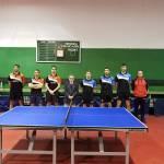 El duelo granadino en tenis de mesa es conquistado por CTM La Zubia