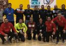 El II Congreso de Fútbol Sala repleto de personalidades deportivas