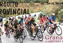 El Circuito Provincial de Granada en ciclismo en carretera 2019 ya tiene fechas