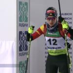 El extravío del equipaje y material deportivo de Victoria Padial lastran su participación en el Campeonato Europa Biathlon 2019