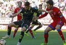El regreso de vestuarios azota al Granada CF en Soria ante el Numancia (2-1)