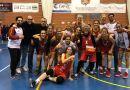 Hafesa Raca Granada con gran esfuerzo logra el triunfo y la permanencia en Liga 2 Femenina