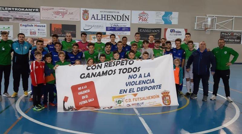 Barpimo Futsal Alhendín supera de forma convincente a Élite Cádiz (8-5)