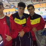 El Club Maracena Esgrima satisfecho con los resultados del Campeonato de España Cadete de Valencia