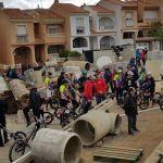 La emoción del Campeonato de Andalucía Trialbici regresa a Huétor Vega