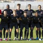 El Granada CF avanza con victoria su preparación en un amistoso ante el Real Jaén