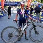 Estefanía Gámez, cuarta clasificada en el Campeonato de Europa de Ultramaraton