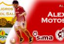Álex Motos amplia su vinculación con el SIMA Peligros Fútbol Sala