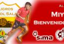 """Miguel Ángel García """"Miyi"""" fichado por SIMA Peligros Fútbol Sala"""