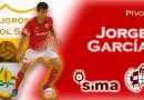 Jorge García renueva con el SIMA Peligros Fútbol Sala