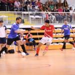 SIMA Peligros Fútbol Sala suma el primer punto de la temporada