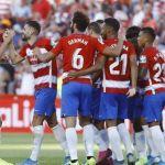 El Granada CF conquista un verdadero triunfo colectivo en Los Cármenes ante el Leganés
