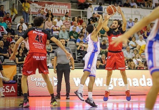Coviran Granada mide aspiraciones ante un reforzado Levitec Huesca