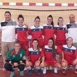 El Albolote Futsal inicia la competición femenina con un triunfo por (1-4)
