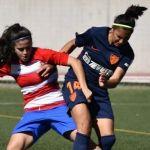 El Granada Femenino consigue una victoria esencial ante el potente Málaga CF