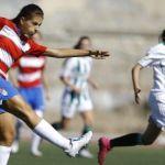 El Granada CF Femenino muestra pegada ante el Córdoba CF en el Estadio de la Juventud