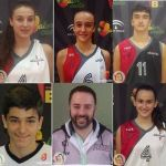 Un total de 10 granadinos en las Selecciones Andaluzas y Españolas de baloncesto