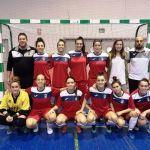 La Primera Andaluza Femenina deja un triunfo importante al Albolote Futsal