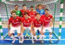 El Albolote Futsal masculino supo remontar el compromiso ante Caniles