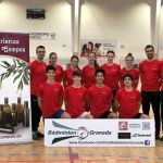 El Club Bádminton Ogíjares-Granada consigue pleno de victorias en la segunda jornada liguera