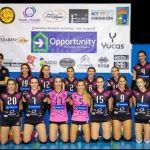 Opportunity CDU Atarfe reafirma liderato y ventaja en la Primera División Nacional femenina de voleibol