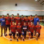 Jornada fructífera para el Club Deportivo Universidad de Granada en voleibol masculino