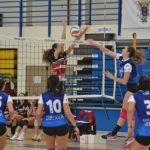 El periplo por Melilla resultó imposible para Nevadis Albolote CV'16 en voleibol femenino
