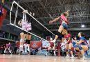 La novena jornada rompe la racha de imbatibilidad para el CDU Granada de voleibol femenino