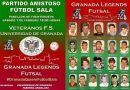 El nacimiento de Granada Legends Futsal es un hecho