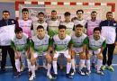 El Multiópticas Futsalhendin iguala en categoría masculina en un choque intenso