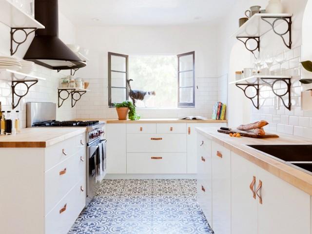 cement tile kitchen cart home depot granada s tiles for a beautiful floor