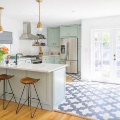 Cement Tile Kitchen Island Tops Granada Badajoz In A On Houzz Many Of Our Most Popular Concrete Designs Like The Pictured Here Cluny Fez Encaustic Blue And
