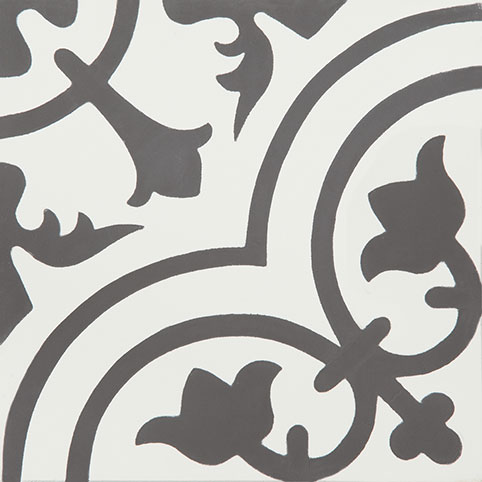 cement tile samples and concrete tile