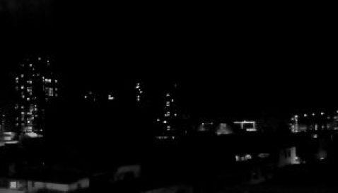Yakarta a la noche