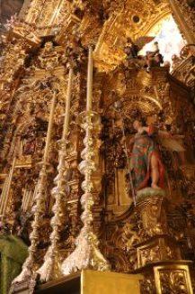 Basilica S Juan de Dios Granada