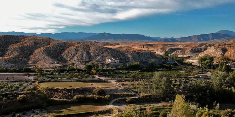 Proyecto del Geoparque del Cuaternario Granada