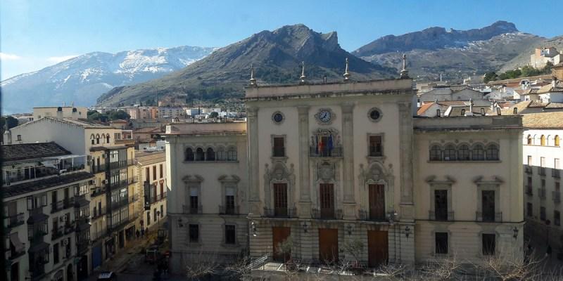 escapada a Jaén Plaza Santa María