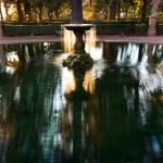 Jardín francés de los Mártires Granada