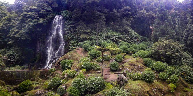 ruta por Sao Miguel Azores